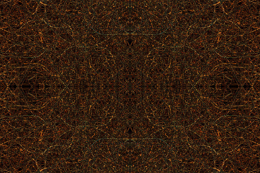 Abstract Lights Digital Art