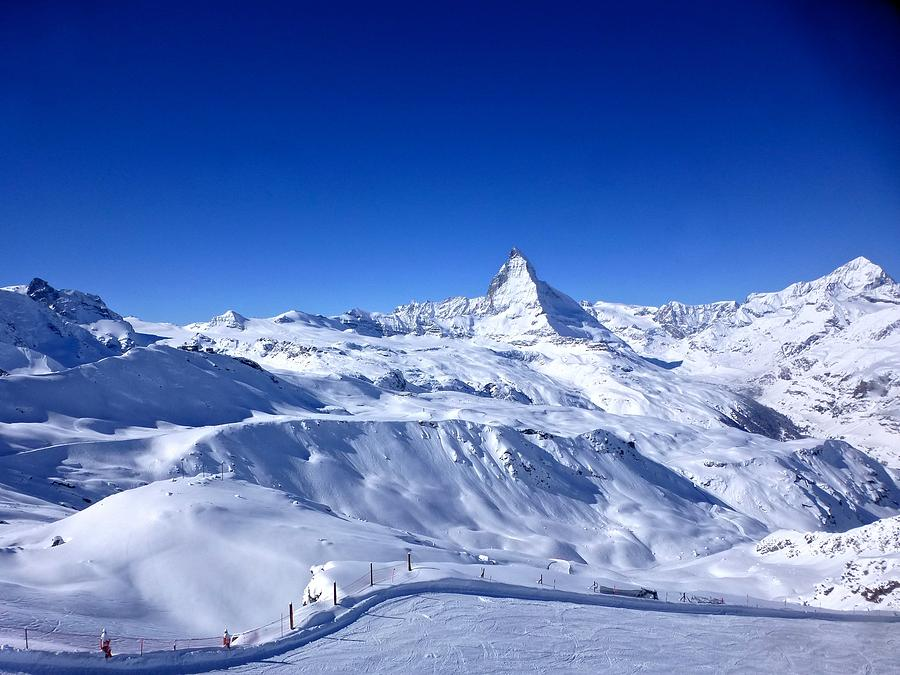 Cervino Photograph - Cervino - Matterhorn by Pierfrancesco Maria Rovere