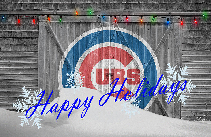 Chicago Cubs Photograph By Joe Hamilton