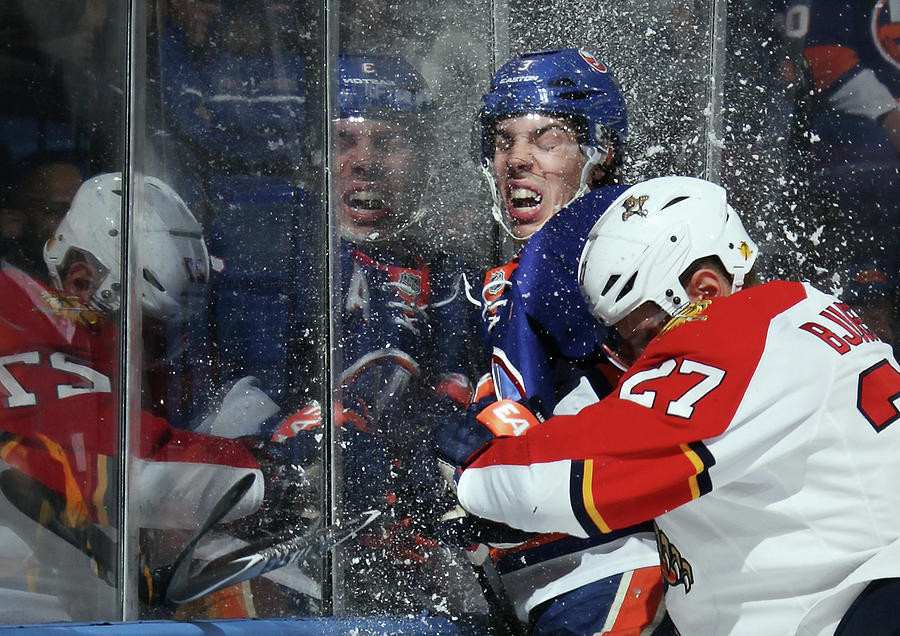 Florida Panthers V New York Islanders Photograph by Bruce Bennett