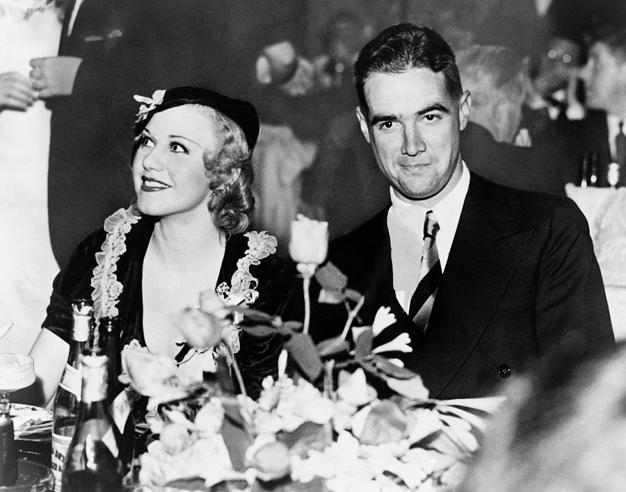 1937 Photograph - Howard Hughes (1905-1976) by Granger