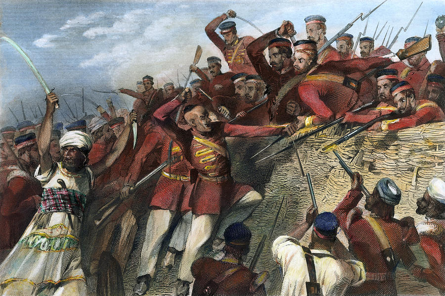 sepoy mutiny Sepoy disaffection reflected a long list of varied grievances and a long history of errors in 1796 the british forced all sorts of novelties upon the sepoy army.