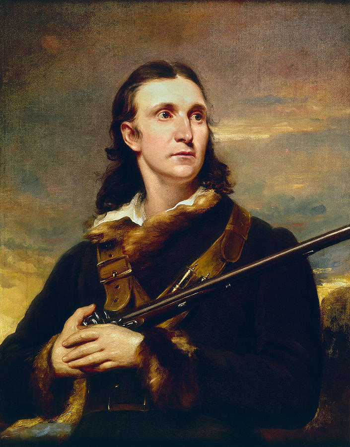 1826 Painting - John James Audubon by Granger