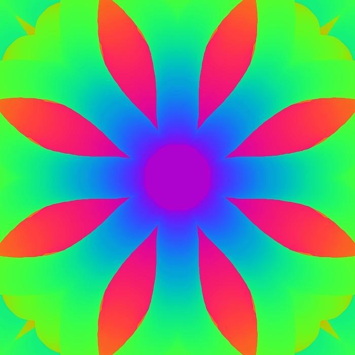 Kaleidoscope Drawing Drawing