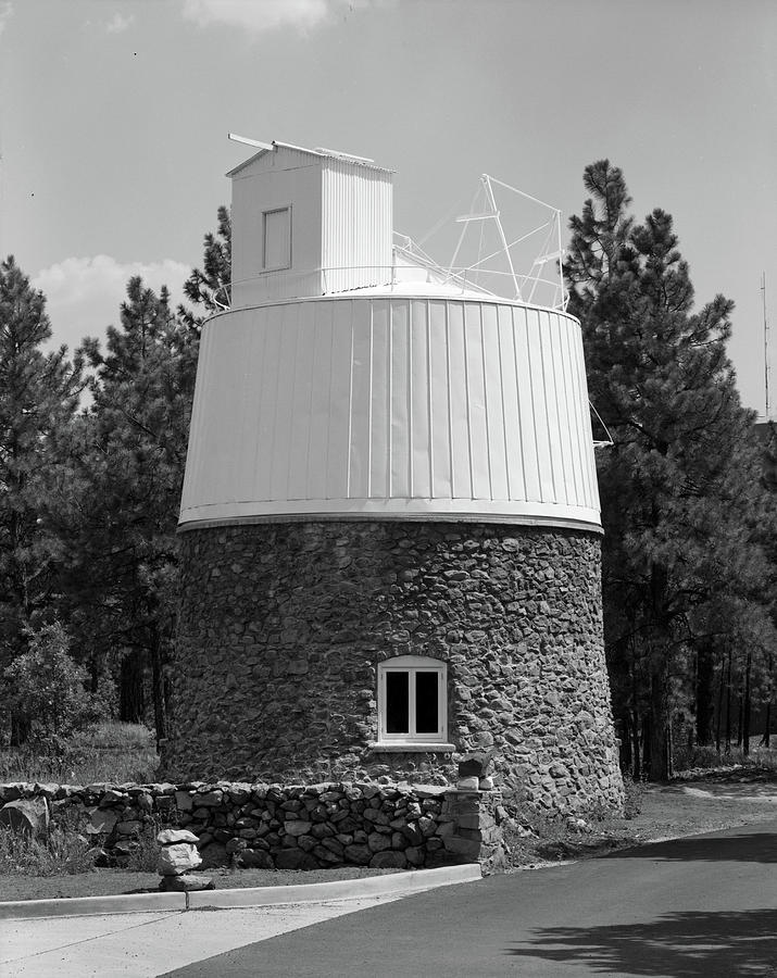 1994 Photograph - Lowell Observatory by Granger