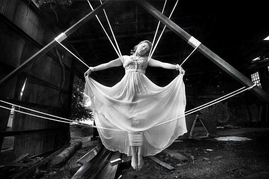 Cory Photograph - Melissa by Cory Mcburnett