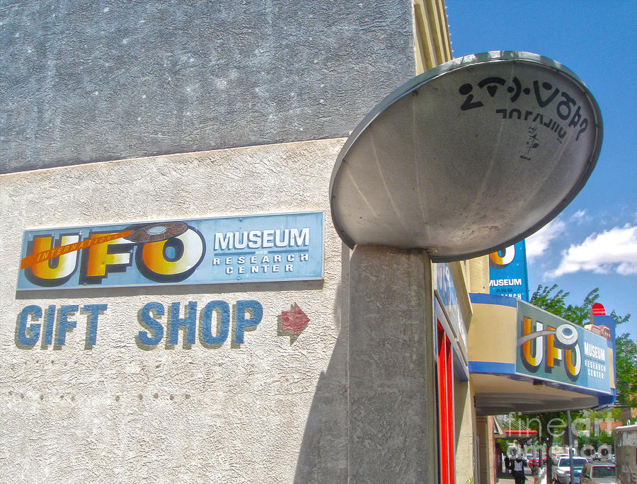 Roswell New Mexico Photograph by Gregory Dyer