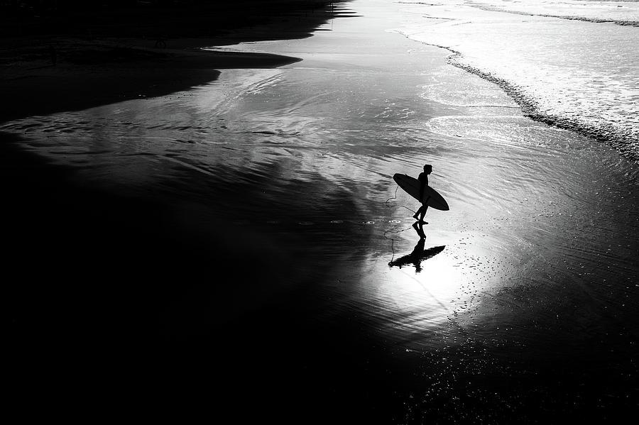 Surf Photograph - Untitled 7 by Massimo Della Latta