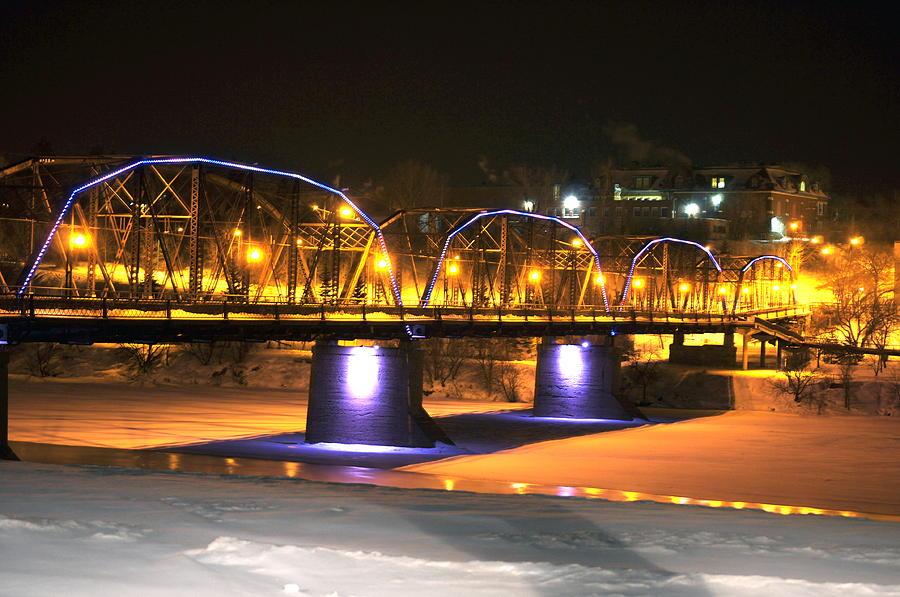 Victoria Bridge Photograph by Cristina Sofineti