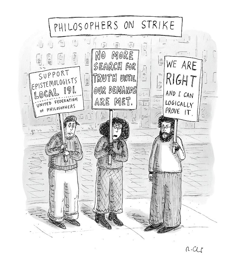 New Yorker December 3rd, 2007 Drawing by Roz Chast