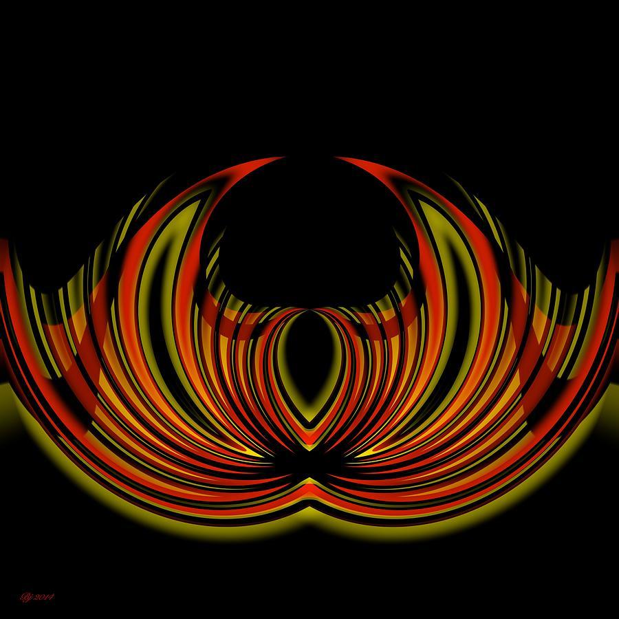 Abstract Digital Art - 700 21 by Brian Johnson