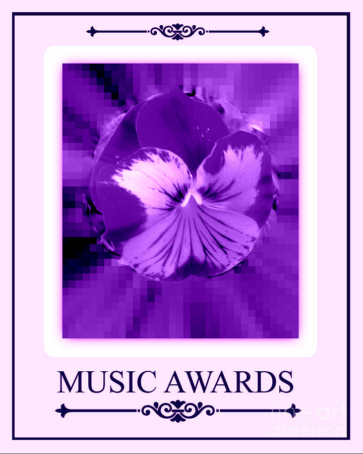 Fashion Digital Art - Music Awards by Meiers Daniel