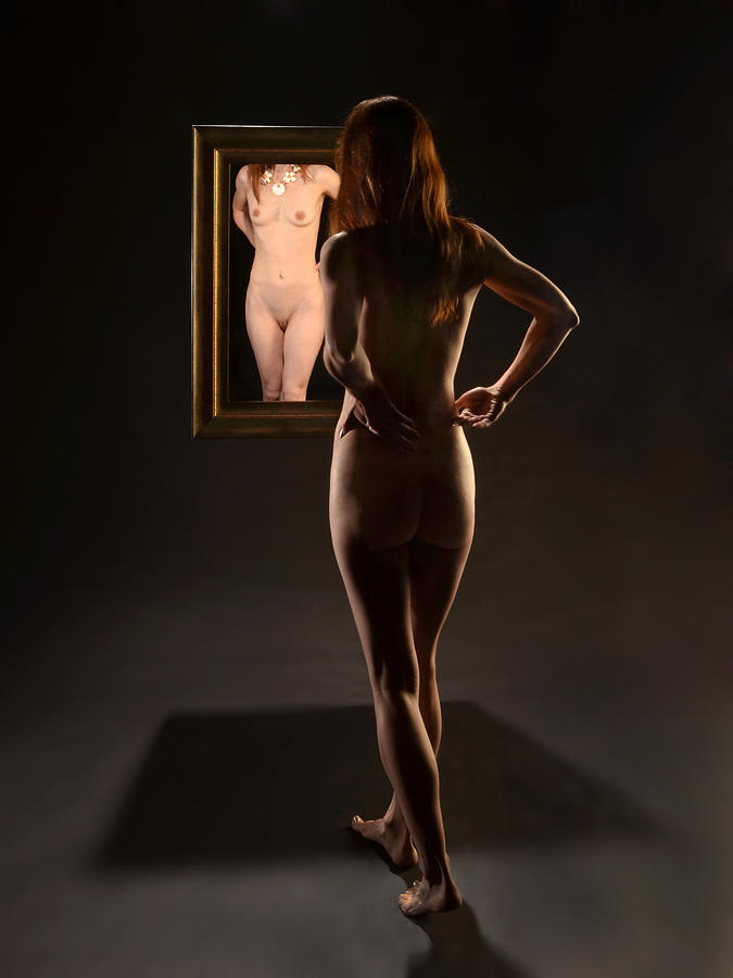 Mirror pictures of women naked