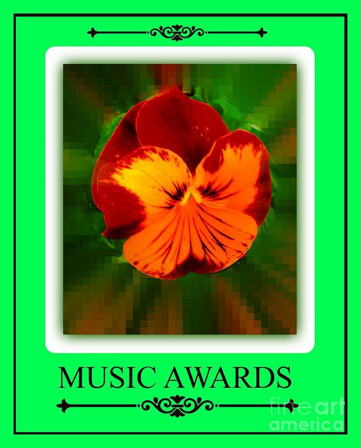 Fashion Digital Art - Music Awards by Meiers Daniel
