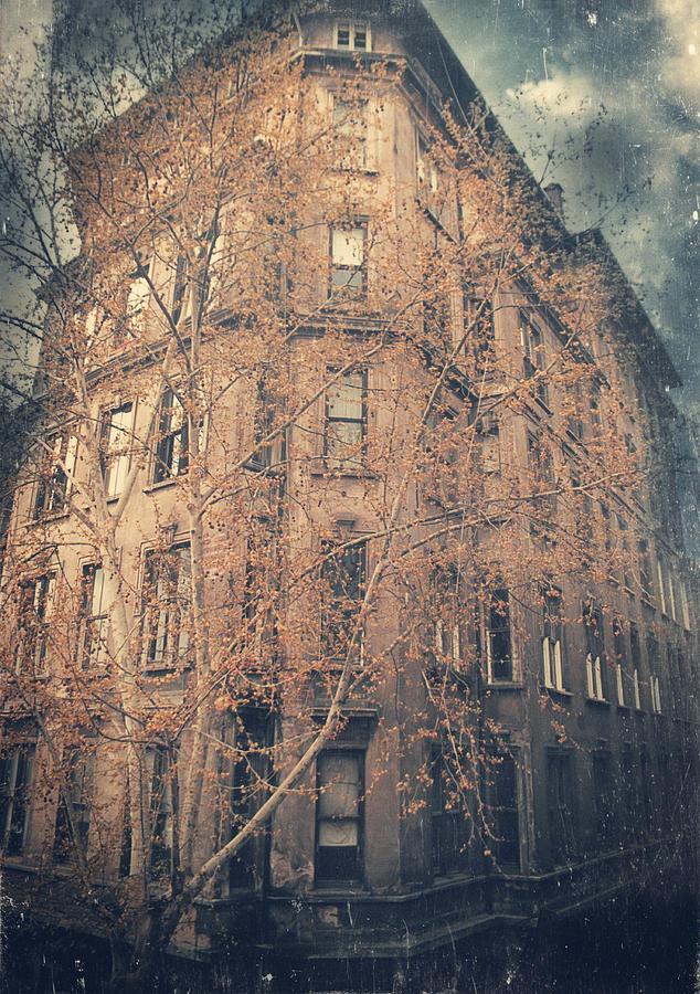 Old Photograph - 7th Floor by Taylan Apukovska