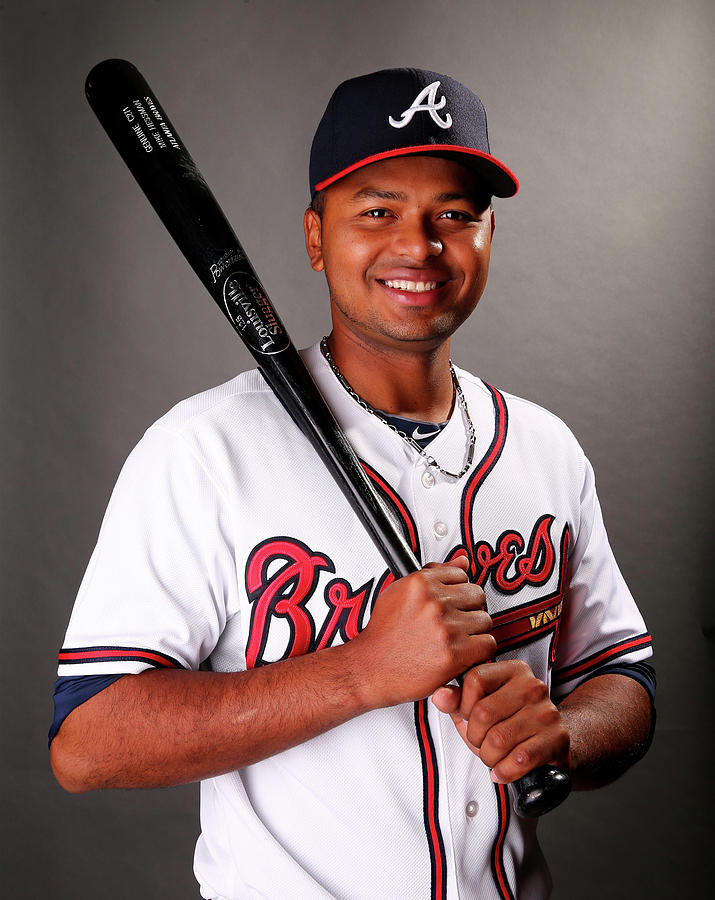 Atlanta Braves Photo Day Photograph by Elsa