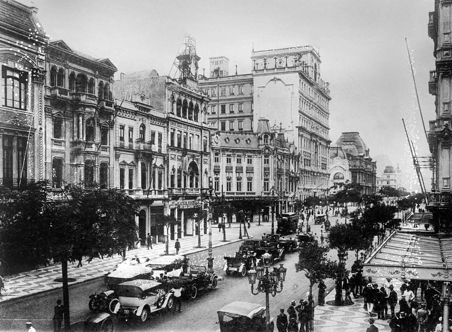 20th Century Photograph - Brazil Rio De Janeiro by Granger