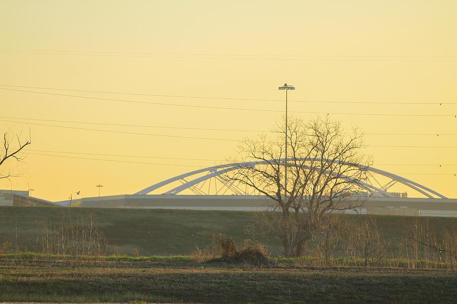 Architecture Photograph - Bridges by Tinjoe Mbugus