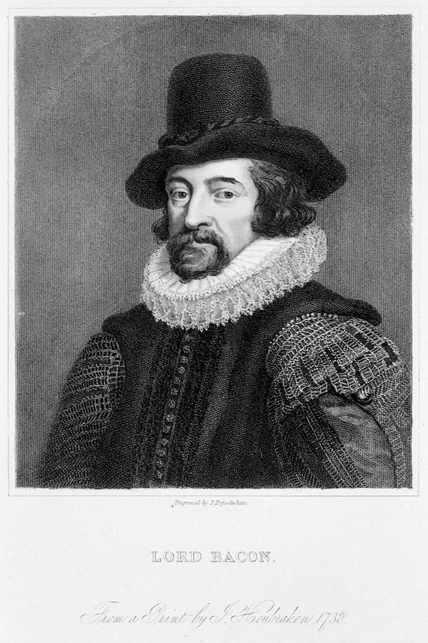 16th Century Painting - Francis Bacon (1561-1626) by Granger