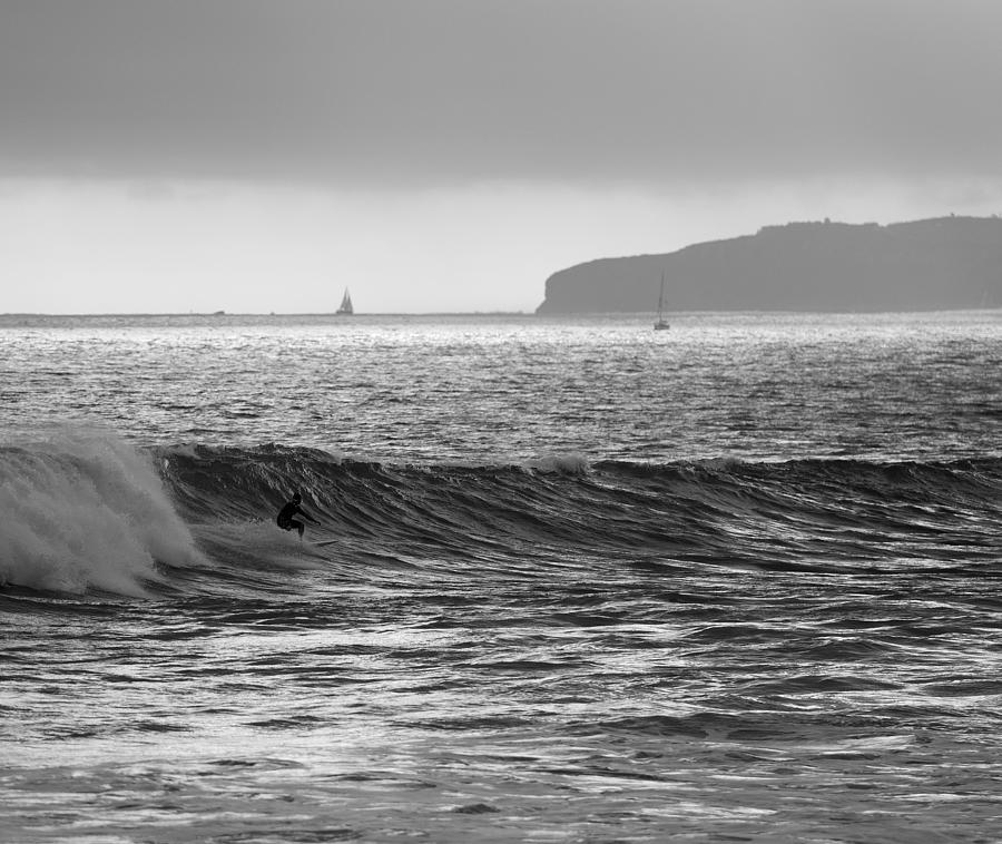 Surfing Photograph - 8 by Joey  Maganini