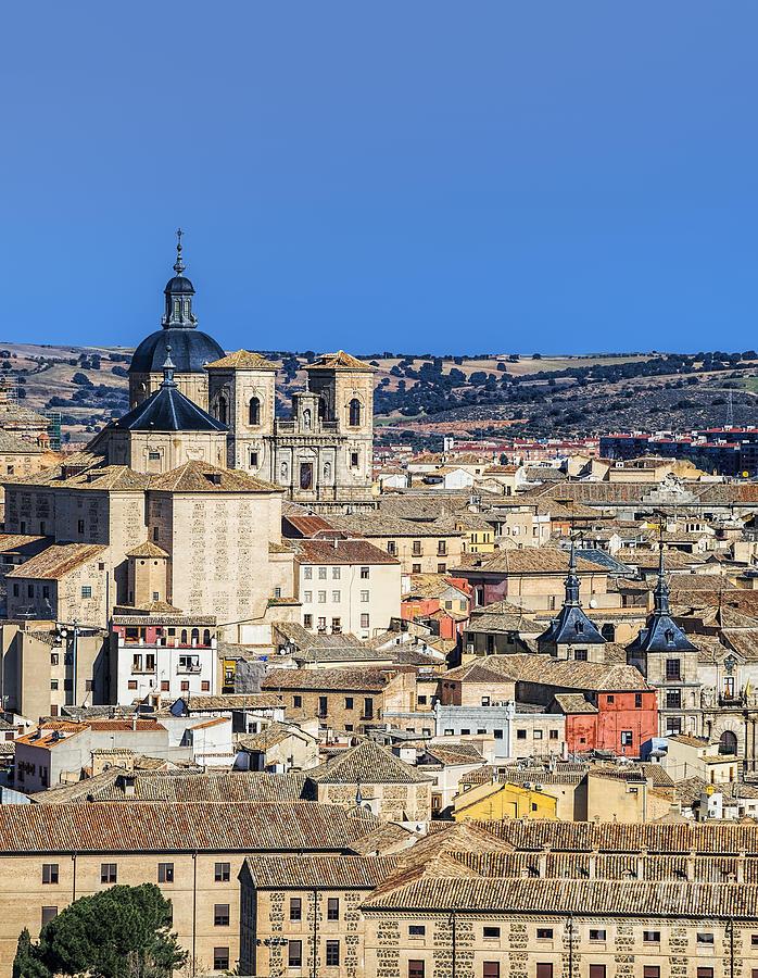 Europe Photograph - Toledo Spain by John Greim