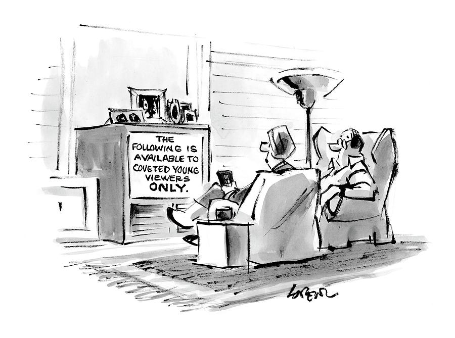 New Yorker July 17th, 2000 Drawing by Lee Lorenz