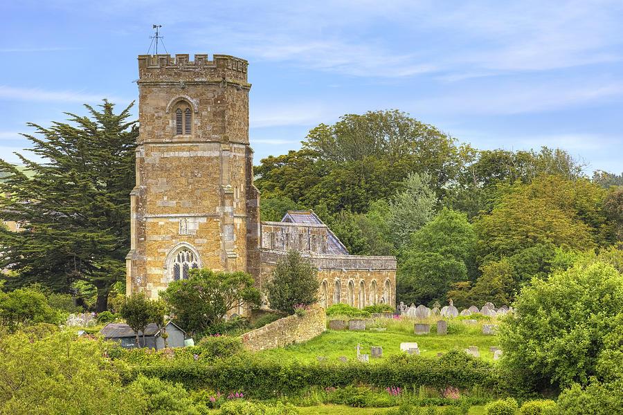 Parish Photograph - Abbotsbury by Joana Kruse