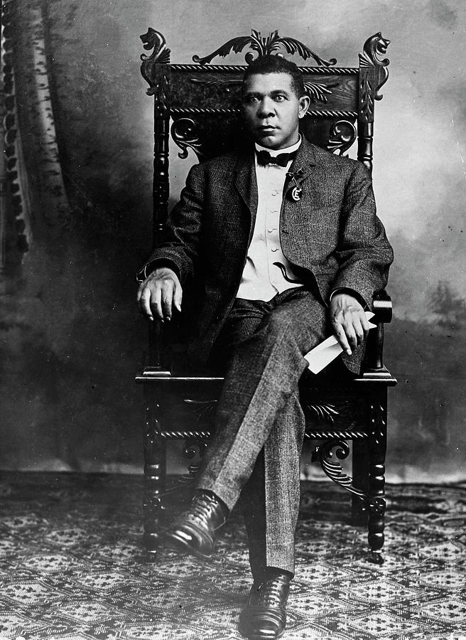 19th Century Photograph - Booker T by Granger
