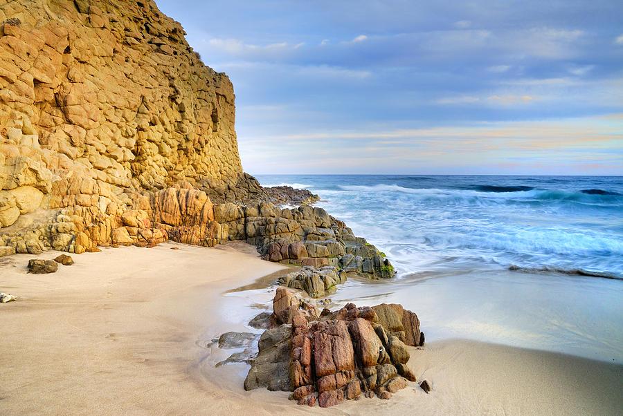 Seascape Photograph - Cabo De Gata by Guido Montanes Castillo
