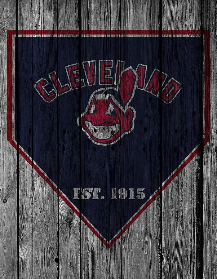 Indians Photograph - Cleveland Indians by Joe Hamilton