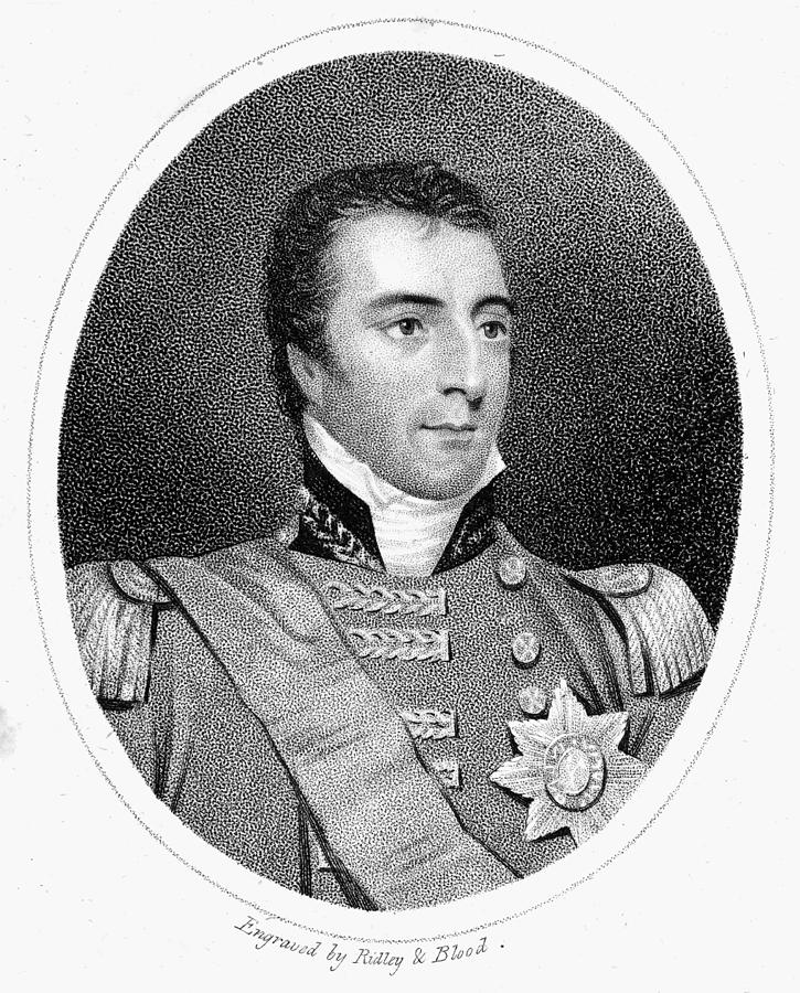 1808 Painting - Duke Of Wellington (1769-1852) by Granger