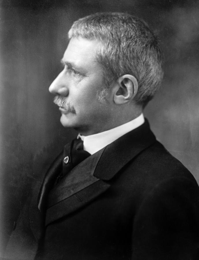 20th Century Photograph - Elihu Root (1845-1937) by Granger
