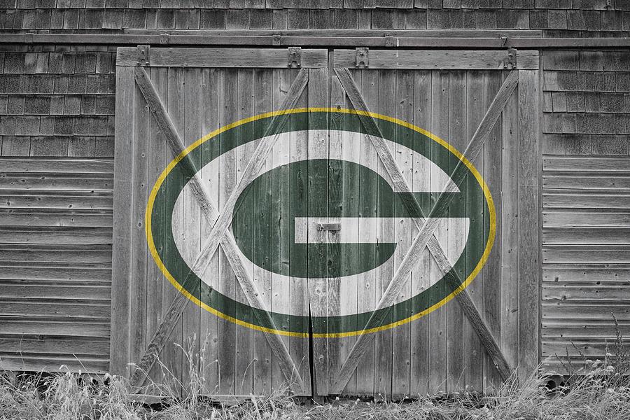 Packers Photograph - Green Bay Packers by Joe Hamilton