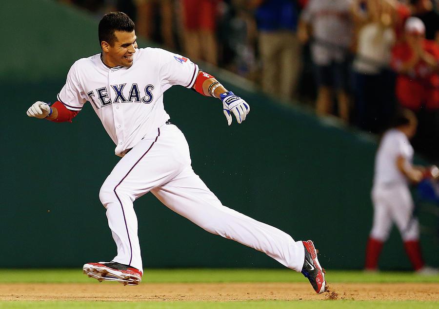 Houston Astros V Texas Rangers 9 Photograph by Tom Pennington