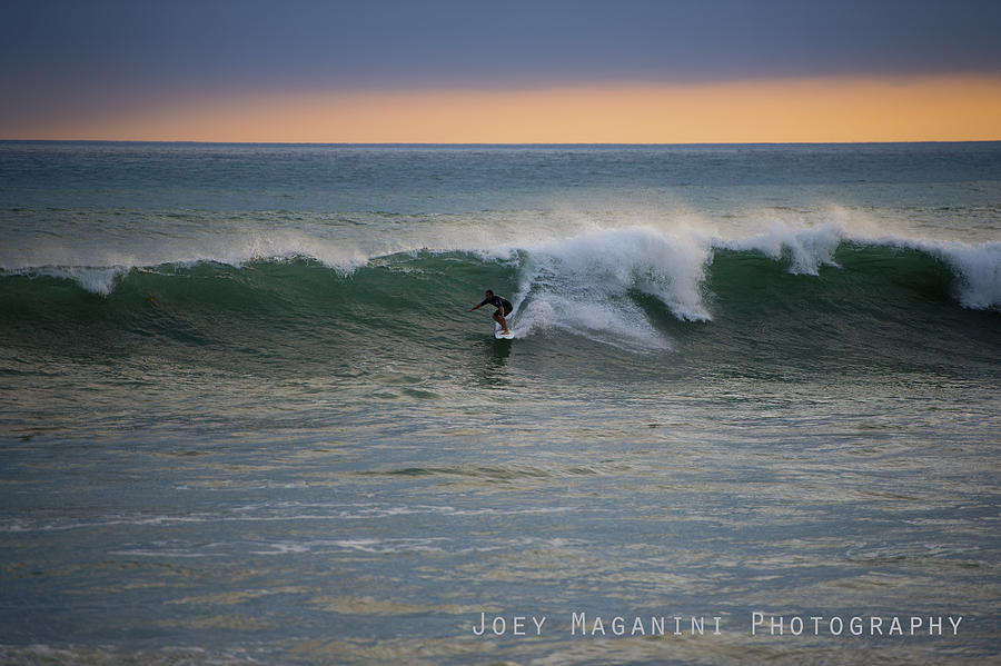 Surfing Photograph - 9 by Joey  Maganini