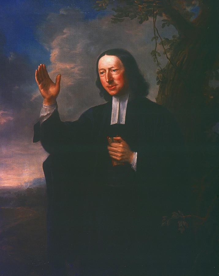 1766 Painting - John Wesley (1703-1791) by Granger