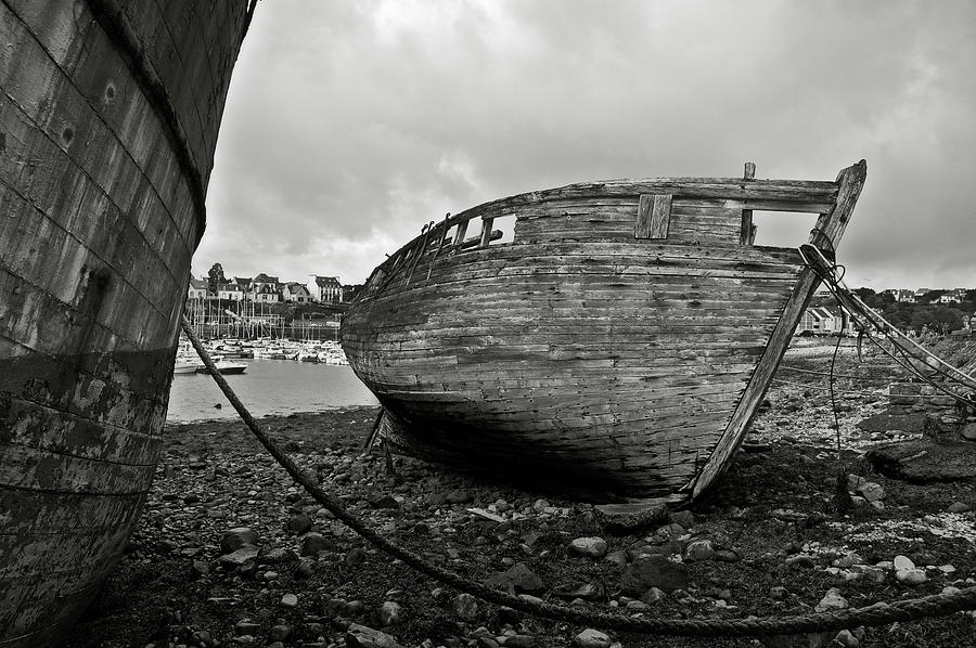 Old Abandoned Ships Photograph By Ricardmn Photography