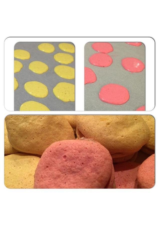 Pasta-kurabiye Mixed Media by Ipek