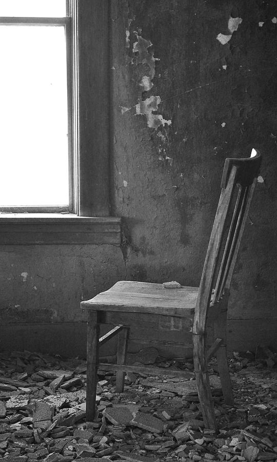 Depression Photograph - Untitled by Everett Bowers