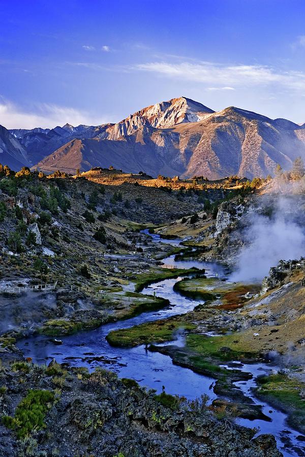 Usa California Sierra Nevada Mountains Photograph By Jaynes Gallery