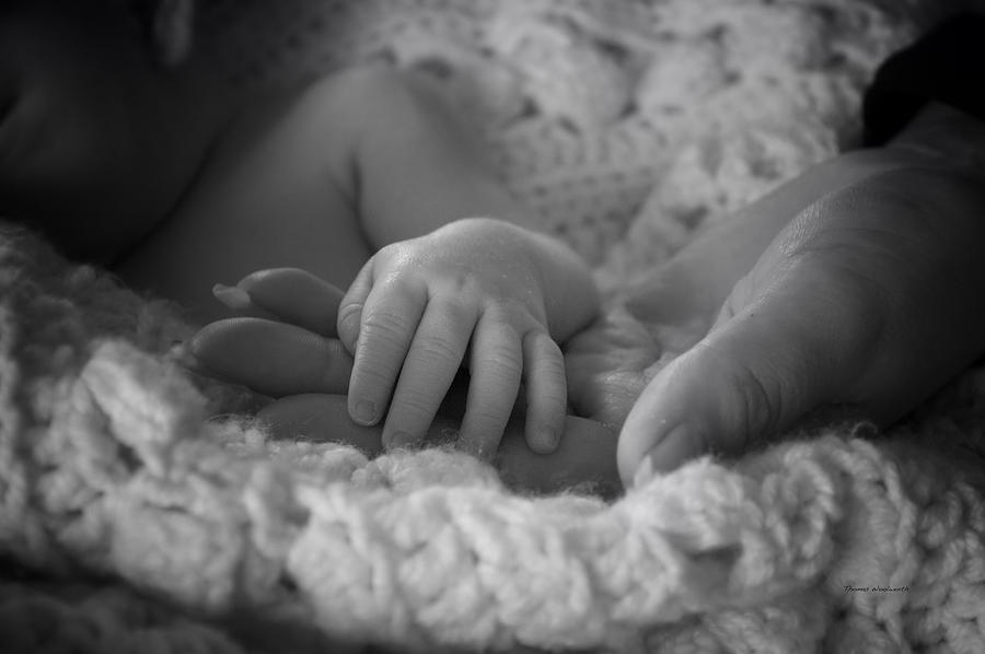 Bambino Photograph - A Bambinos Trust by Thomas Woolworth