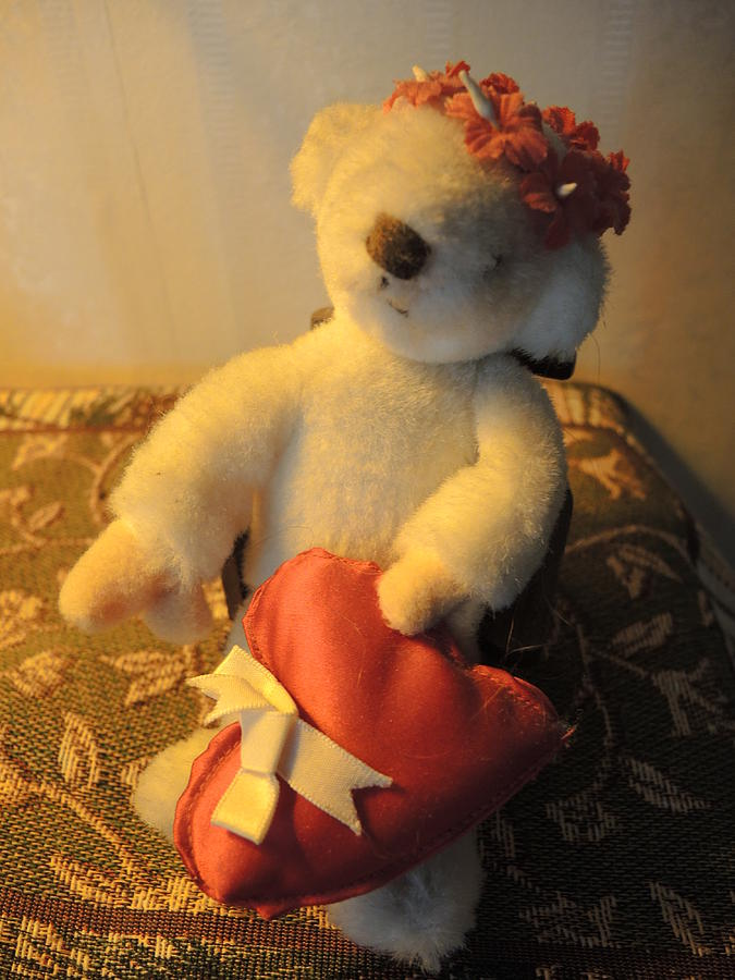 A Bear's Love by Chrissey Dittus