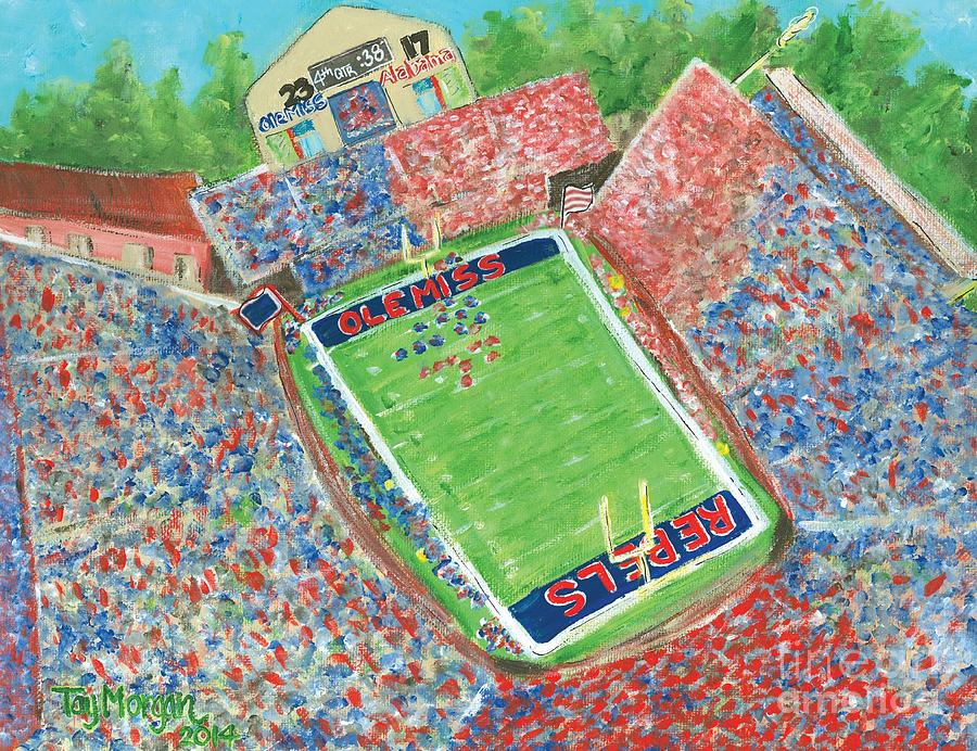 Ole Miss Paintings