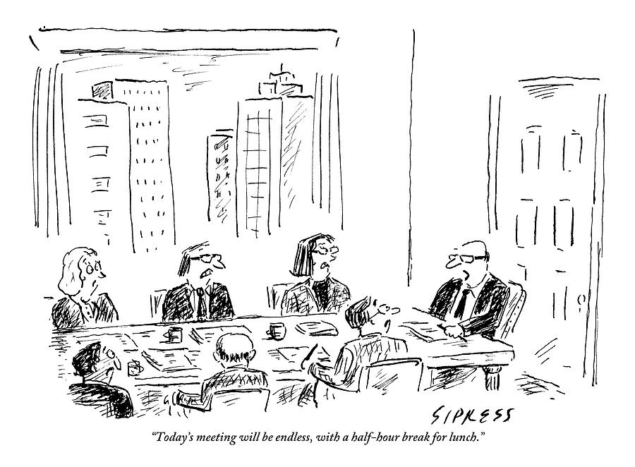 how to start a board meeting