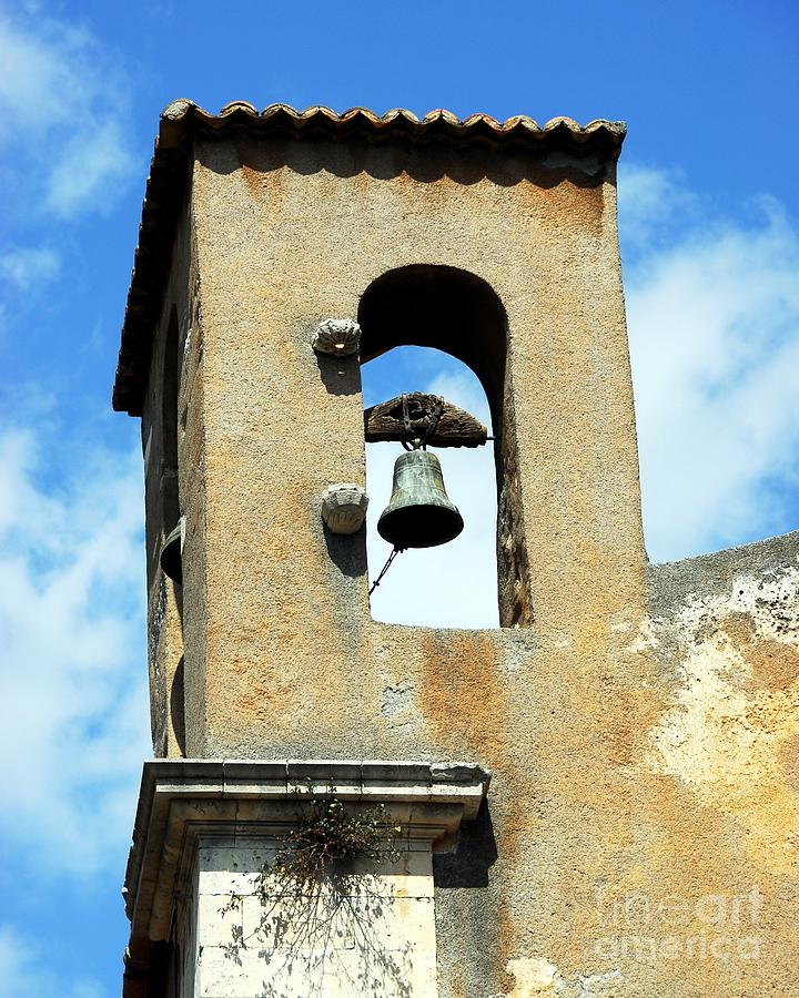 Cityscapes Photograph - A Church Bell In The Sky 3 by Mel Steinhauer