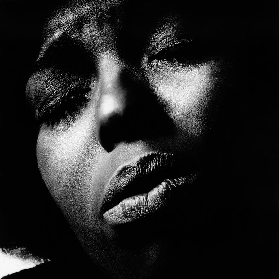 A Close-up Of Roberta Flack Photograph by Jack Robinson