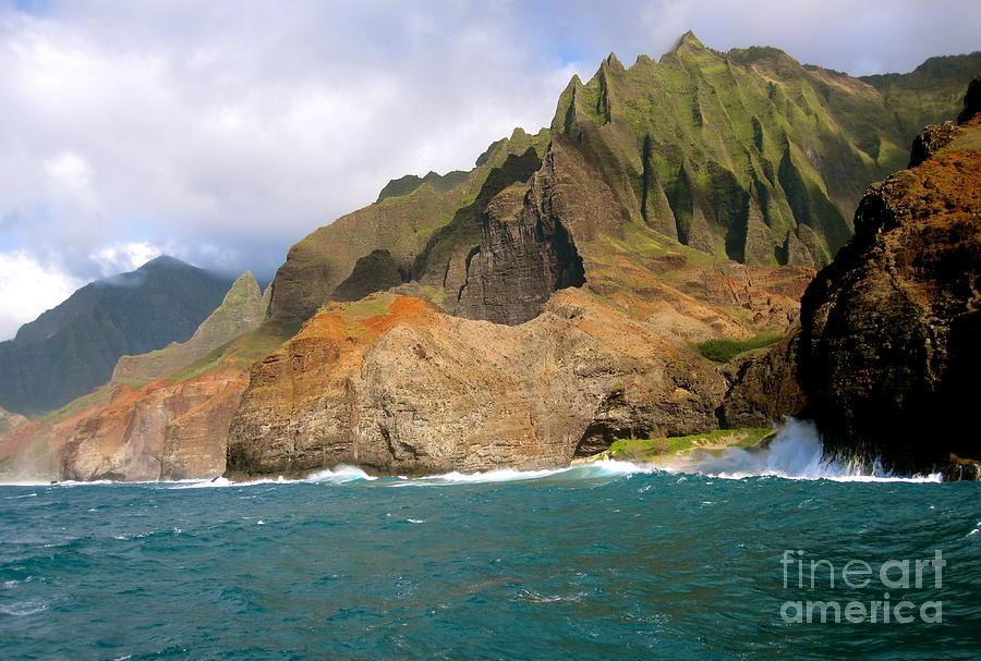 Landscape Photograph - A Coast to Remeber by Jason Clinkscales