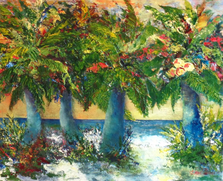Color Painting - A Color Symphony by Annie St Martin