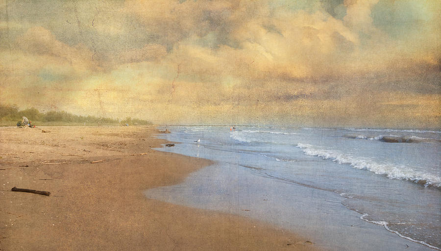 A Day At The Beach by Garvin Hunter