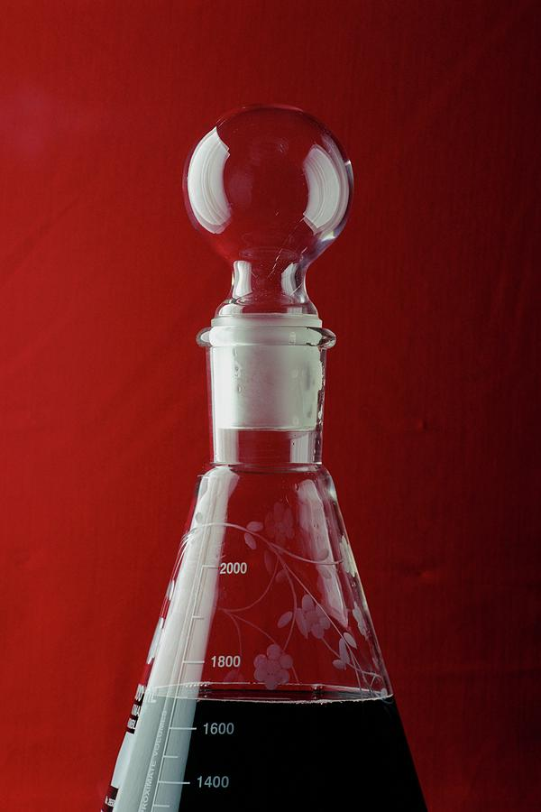 A Decanter Photograph by Romulo Yanes